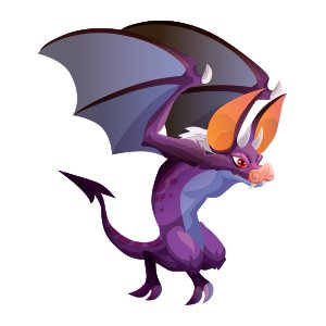 Bat Dragon