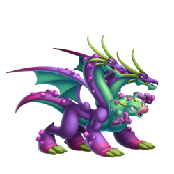 An image of the Abnormal Dragon