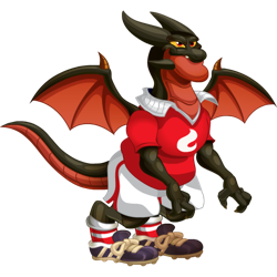 An image of the Adored Dragon