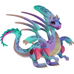 An image of the Alien Dragon