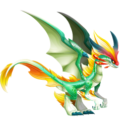 An image of the Allure Dragon