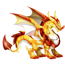 An image of the Amber Dragon