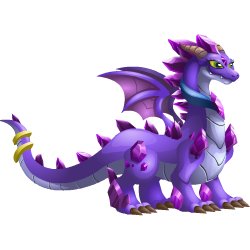 An image of the Amethyst Dragon