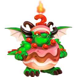 An image of the Anniversary Dragon