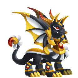 An image of the Anubis Dragon