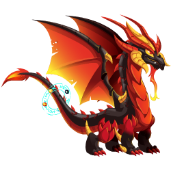 An image of the Apocalypse Dragon