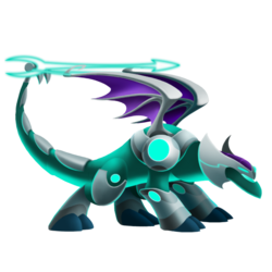 An image of the Archer Dragon