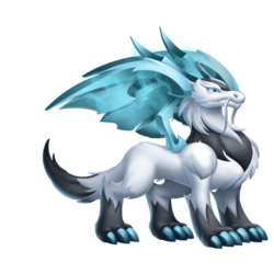 An image of the Arctic Dragon