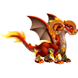 An image of the Aries Dragon
