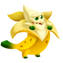 An image of the Banana Dragon