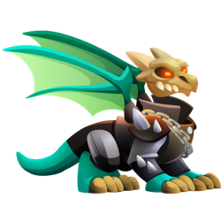 An image of the Barebone Dragon