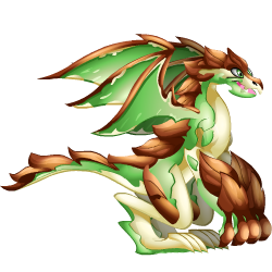 An image of the Bark Dragon