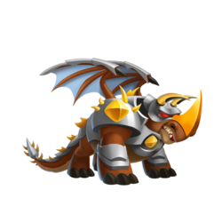 An image of the Battler Dragon