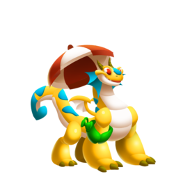 An image of the Beach Dragon