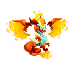 An image of the Blaze Dragon