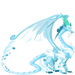 An image of the Blizzard Dragon