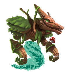 An image of the Boggy Dragon