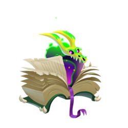 An image of the Book Dragon