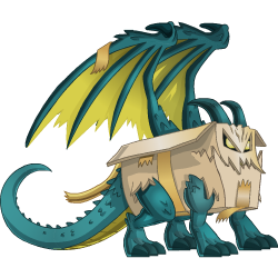 An image of the Box Dragon