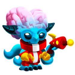 An image of the Brainy Dragon
