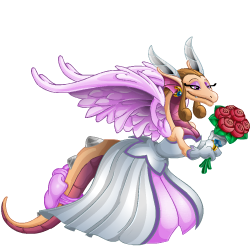 An image of the Bride Dragon