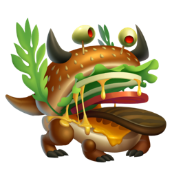 An image of the Burger Dragon