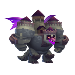 An image of the Castle Dragon