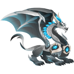 An image of the Chainmail Dragon