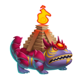 An image of the Chichen Itza Dragon