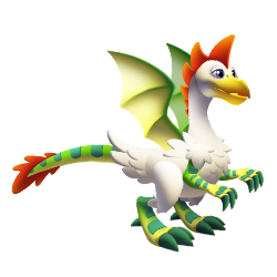 An image of the Chicken Dragon