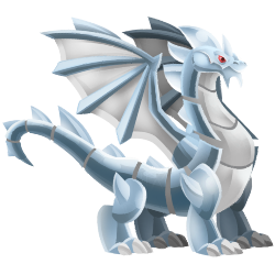 An image of the Chrome Dragon