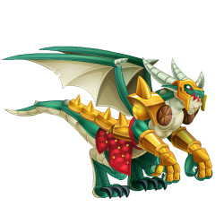 An image of the Citadel Dragon