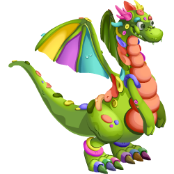 An image of the Clay Dragon