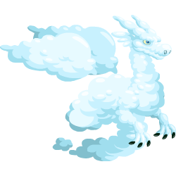 An image of the Cloud Dragon