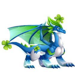 An image of the Clover Dragon