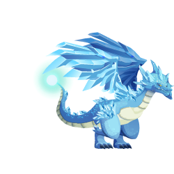 An image of the Cold Star Dragon