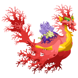 An image of the Coral Dragon