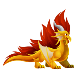 An image of the Crest Dragon