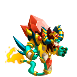 An image of the Crystal Carrier Dragon