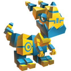 An image of the Cubic Dragon