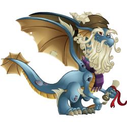 An image of the Da Vinci Dragon