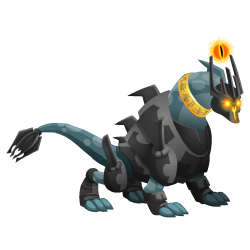 An image of the Dark Lord Dragon