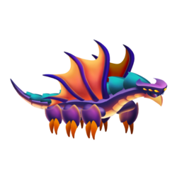 An image of the Dark Sky Dragon