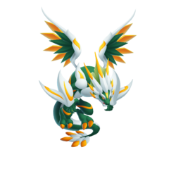 An image of the Defender Dragon
