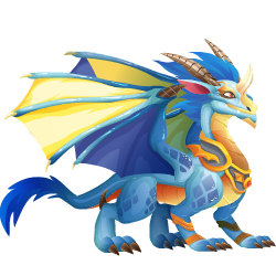 An image of the Deus Pet Dragon