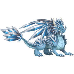 An image of the Diamond Dragon