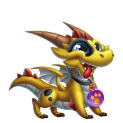 An image of the Doggy Dragon