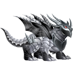 An image of the Double Metal Dragon