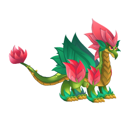 An image of the Double Nature Dragon