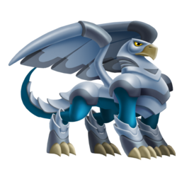 An image of the Drace Dragon